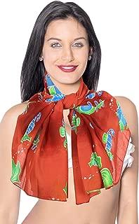 LA LEELA Women's Fashionable Stylish Scarves for Ladies and Girls