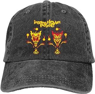 Insane Clown Posse Denim Hat Fashion Can Adjust Denim Cap Baseball Cap Unisex