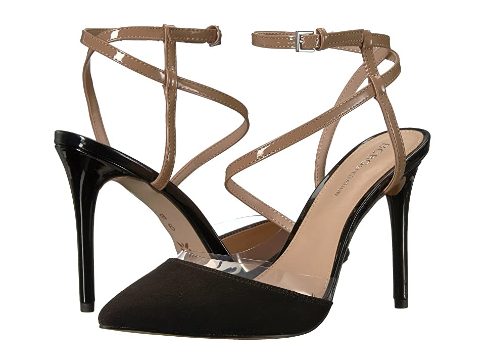BCBGeneration Harlow (Black/Makeup) High Heels