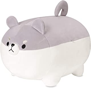 "19.6"" Shiba Inu Stuffed Animal Toy - Cute Corgi & Akita Dog Plush Pillow, Plush Toy Best Gifts for Girls and Boys, Can Be ..."