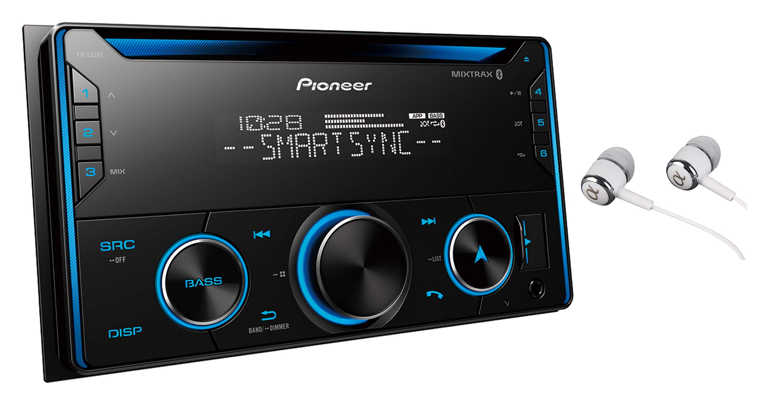 Pioneer Receiver Bluetooth Compatibility ALPHASONIK