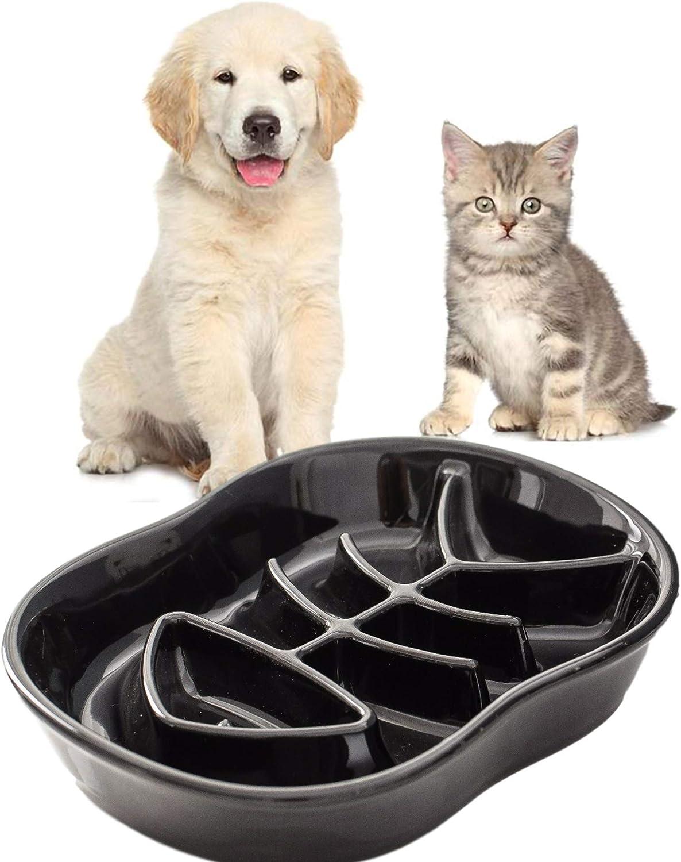 Ranking TOP12 Slow Feeder Cat Topics on TV Dog Bowl Kitten Fee Ceramic Fun Interactive