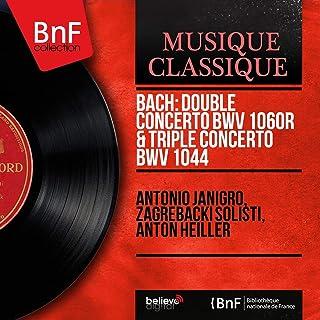 Concerto pour flûte, violon et clavecin in A Minor, BWV 1044: II. Adagio ma non tanto e dolce