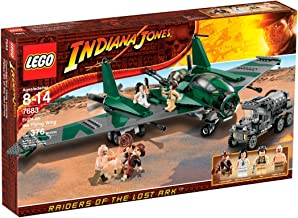 LEGO Indiana Jones Fight on the Flying Wing (7683) (Discontinued by manufacturer)