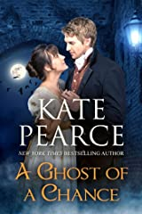 A Ghost of a Chance (Kate Pearce Holiday Paranormal Romance) Kindle Edition