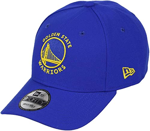 New Era Golden State Warriors 9forty Adjustable Cap The League