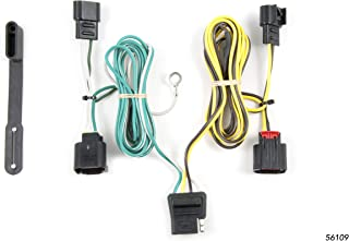 CURT 56109 Vehicle-Side Custom 4-Pin Trailer Wiring Harness for Select Dodge Journey