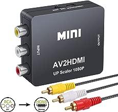 rca cable to hdmi converter