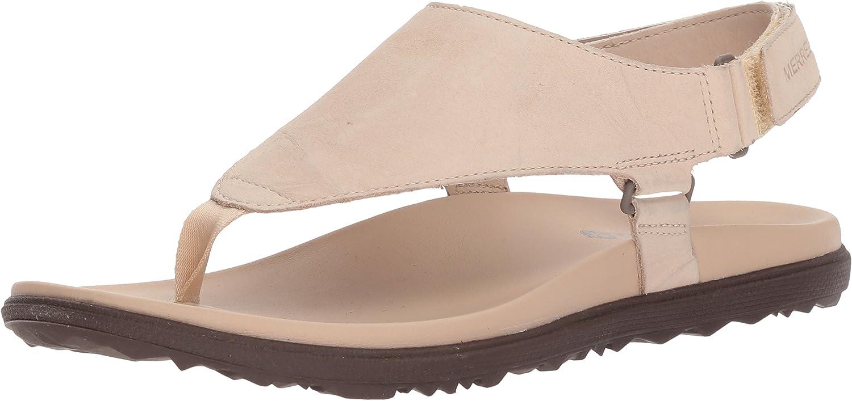 Merrell Women's Around Town Sunvue Post Flat Sandals