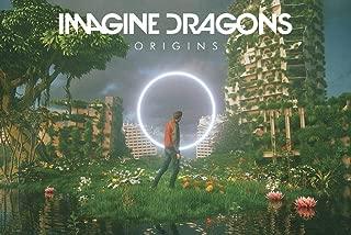 Imagine Dragons Origins Album Cover Poster 24in x 36in