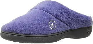 Women's Terry Slip In Clog, Memory Foam, Comfort and Arch Support, Indoor/Outdoor