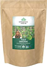 Organic India Tulsi Original Loose Leaf Herbal Tea - Immune Support, Vegan, Gluten-Free, Kosher, USDA Certified Organic, N...