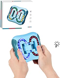 Fidget Toys Infinity Cube Rubix Sphere Sensory Puzzles Fat Brain Gadget for Stress and Anxiety Relief and Kill Time Funny ...