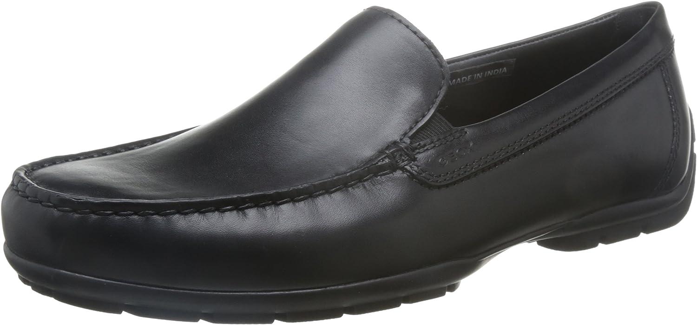 Geox Men's U Moner W 2fit a Boat Shoe
