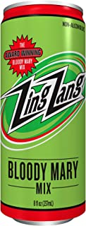 Zing Zang Bloody Mary Mix, 24-8 Oz Cans