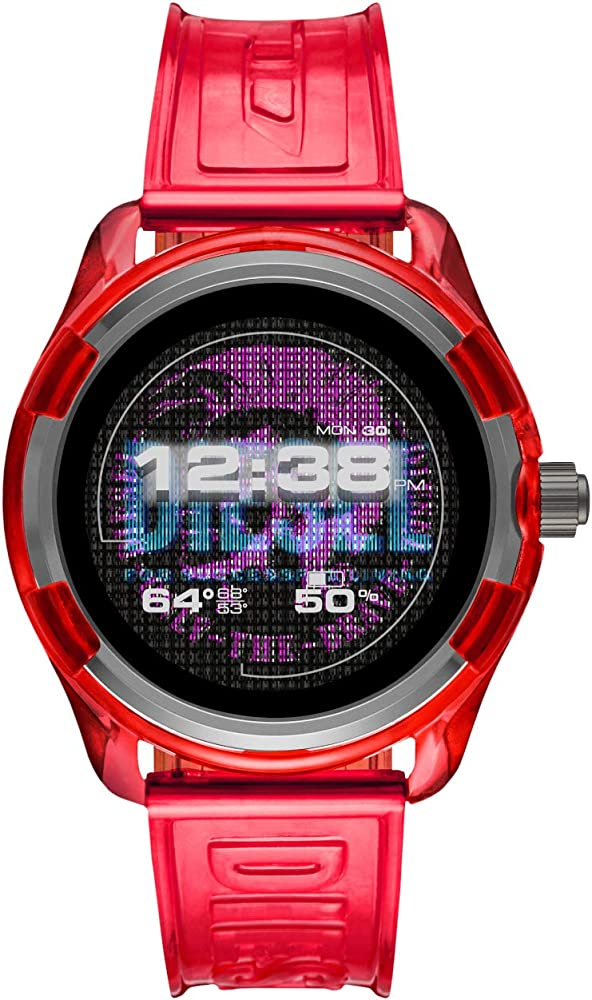 Diesel orologio smartwatch automatico per uomo collezione spring 2020 DZT2019