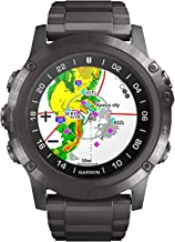 Garmin Unisex-Uhren Analog, digital Quarz One Size Titan 87587363