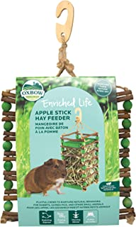 Oxbow Apple Stick Hay Feeder (744845963181)