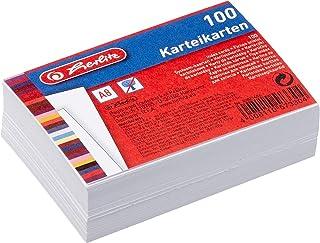 Systeemkaart A8 blanco, wit, 100 stuks