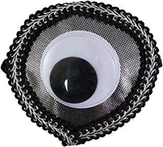 Novelty Eye Patch Halloween Costume Accessory, 3 Inch