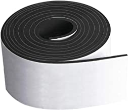 Neoprene Foam Strip Roll by Dualplex, 4
