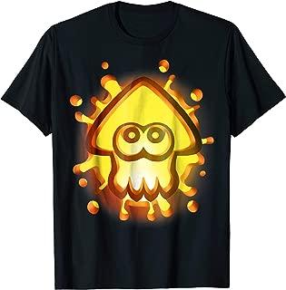Splatoon Inkling Halloween Pumpkin Graphic T-Shirt