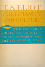 Best the idea of a christian society ts eliot Reviews