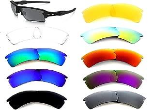 Galaxy lenses For Oakley Flak 2.0 XL Sunglasses Polarized 9 Color Pairs,!!