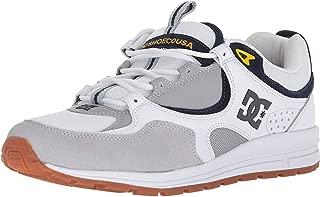 Men's Kalis Lite Shoes White/Grey / Yellow 8