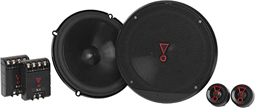 """$89 » JBL Stage 3607C - 6.5"""" Two-way car audio component system w/crossover (Renewed)"""
