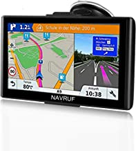 GPS Navigation for Car, 2020 Map 7 inch Touch Screen Car GPS 256-8GB, Voice Turn Direction Guidance, Support Speed and Red... photo