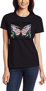 Womens Bullet for My Valentine Gravity Black T Shirt