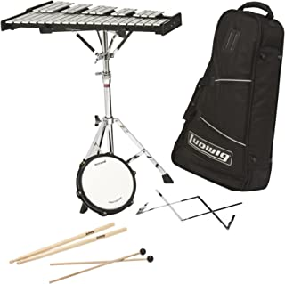 ludwig snare drum and xylophone kit