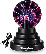 /USB o bater/ía angetrieben Touch Sensitive ledmomo Plasma Ball Bombilla Luz Niebla Fleck bola Globo Terr/áqueo novedad Juguetes/