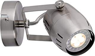 GU10 3.50 Watts 230.0 Volts 1 Spot M/étal Nice Price Projecteur LED Multiple Chrom