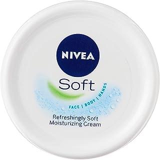 NIVEA Body Soft Cream, 50 milliliters