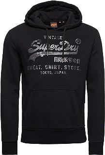 Superdry VL Shirt Shop Bonded Hood Sweat Capuche Homme