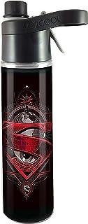 O2COOL Insulated Prism Bottle with Windsor Mist 'N Sip Top 20 oz, Superman