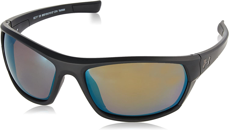 Under Armour Powerbrake Wrap Sunglasses Rectangular