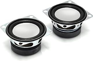 """Gikfun 2"""" 4Ohm 3W Full Range Audio Speaker Stereo Woofer Loudspeaker for Arduino (Pack of 2pcs) EK1725A"""