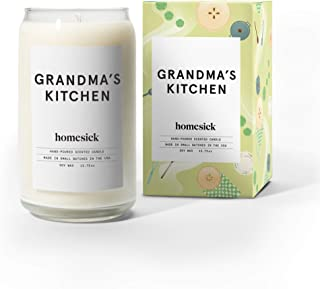 Homesick Scented Candle, Grandma's Kitchen