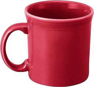 Fiesta 12-Ounce Java Mug, Scarlet