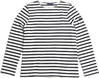 SAINT JAMES セントジェームス ボートネック 長袖Tシャツ/Tシャツ/MERIDIEN メリディアン [並行輸入品]