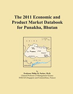 The 2011 Economic and Product Market Databook for Punakha, Bhutan