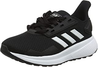 adidas Australia Boys Duramo 9 Trainers, Core Black/Footwear White/Core Black