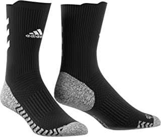 Alphaskin Crew Socks Low Cushion Traxion Calcetines, Hombre