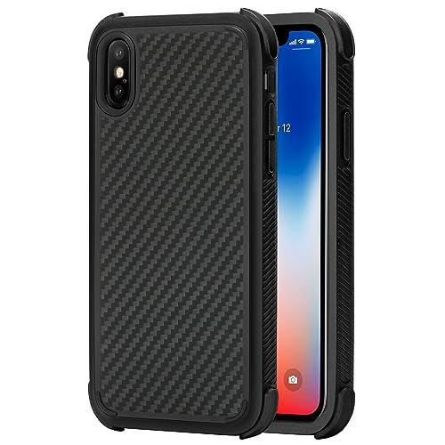 finest selection 99480 0bb5b Carbon Fiber Phone Case: Amazon.com