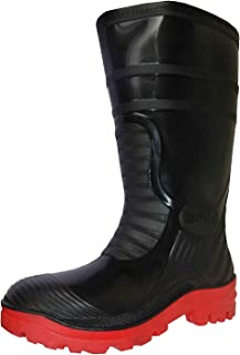 9e32fba676a Rubber Men's Boots: Buy Rubber Men's Boots online at best prices in ...