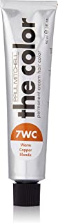 Paul Mitchell The Color Permanent Cream Hair Color - # 7WC Warm Copper Blonde by Paul Mitchell for Unisex - 3 oz Hair Color, 90 ml