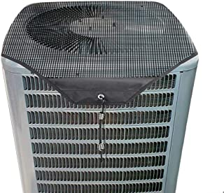 Lanlin Ac Unit Cover - Conditioner Summer Top Air Conditioner Leaf Guard Air Conditioner Cover for Outside Units (Mesh, 36